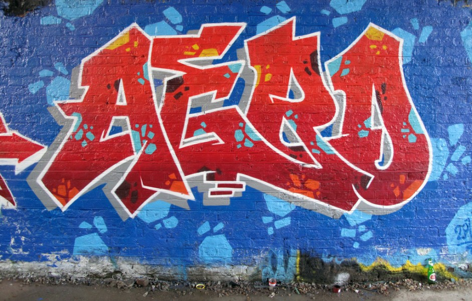 Aero Wall In Mile End