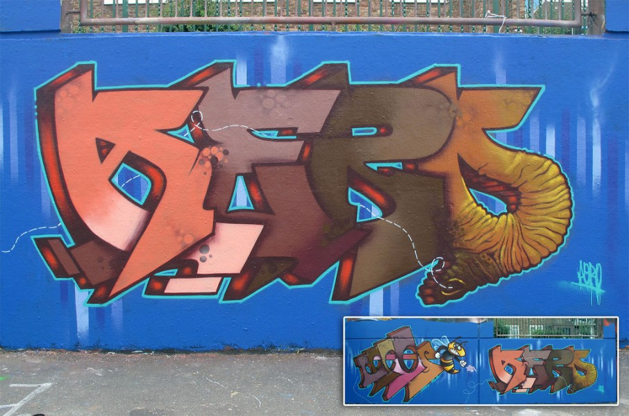 Stockwell wall