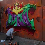aero stockwell graffiti