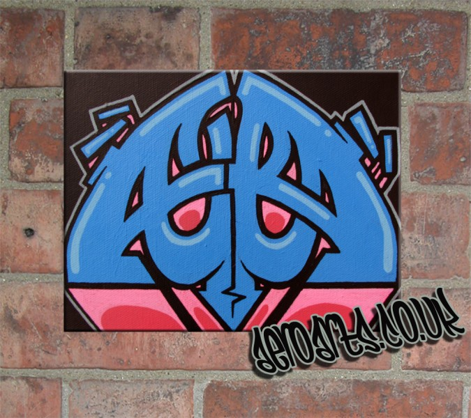 Aero graffiti Canvases