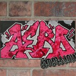 aero graffiti casnvas