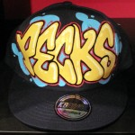 grafiti hat