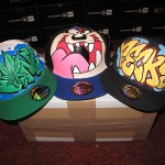 graffiti hats
