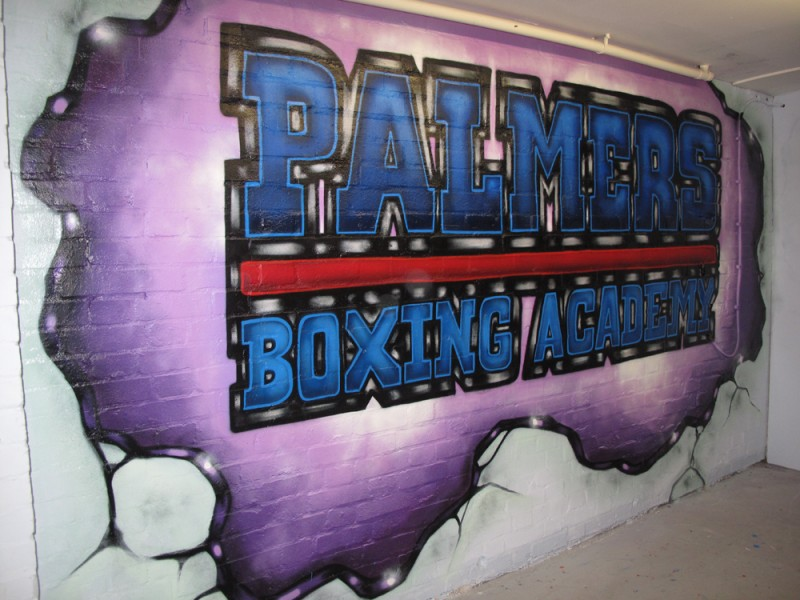 palmers boxing academy