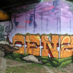 cenz london graffiti artist