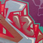 Aero London Graffiti Mural Artist