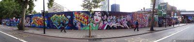 aeroarts graffiti mura artist