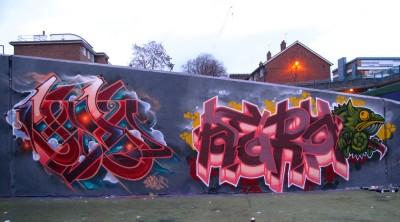 aeroarts animalgraff animalgraff graffiti mural artist