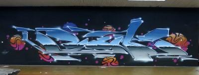 croydon graffiti bonzai