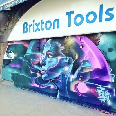 brixton graffiti arches
