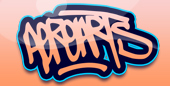 graffiti mural artist - community workshop projects - London Logo