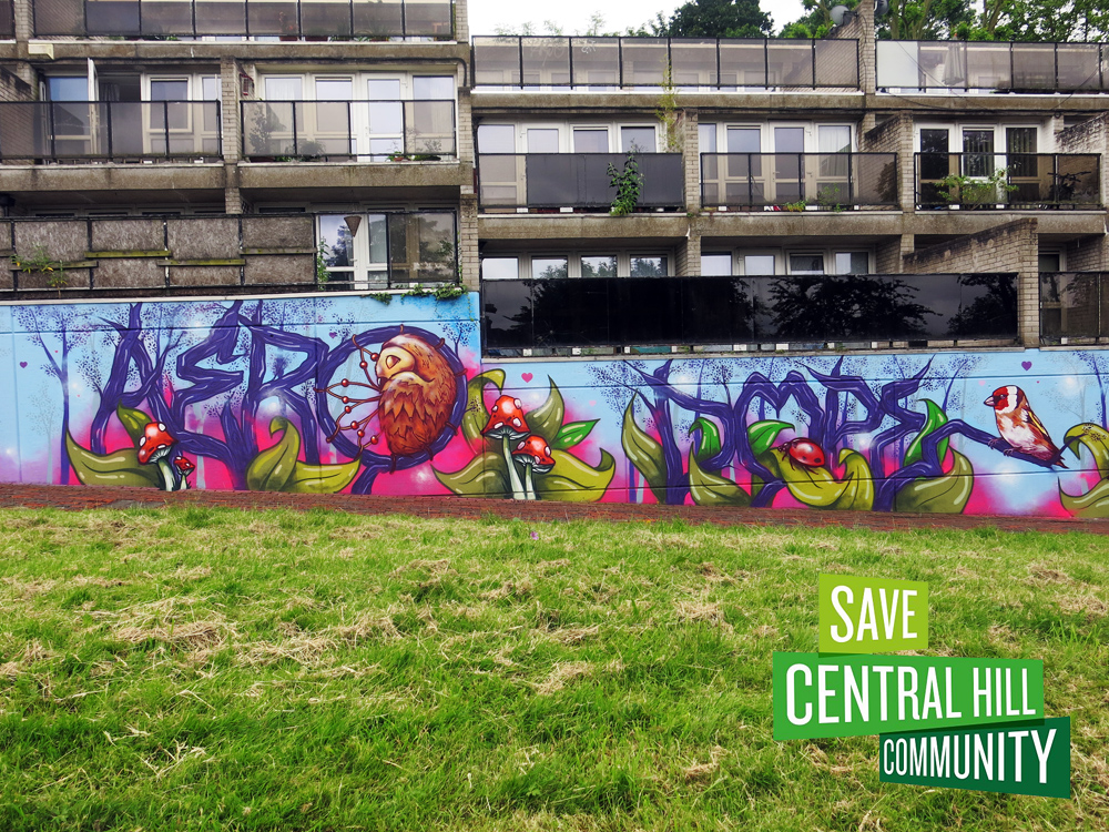 save central hill community