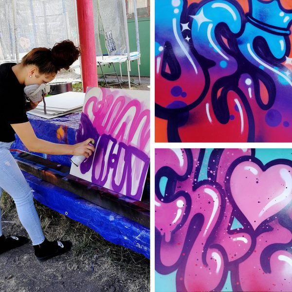 aeroarts graffiti boards youth workshop