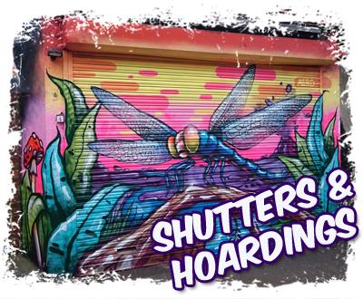 shutters & Hoardings